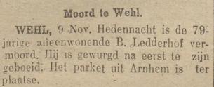 Zutphensche courant 09-11-1918