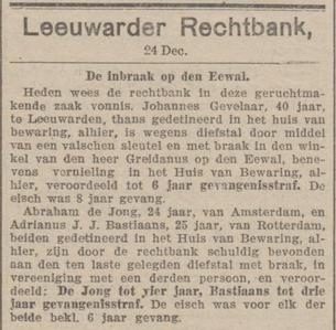 Nieuwsblad van Friesland : Hepkema's courant 28-12-1910
