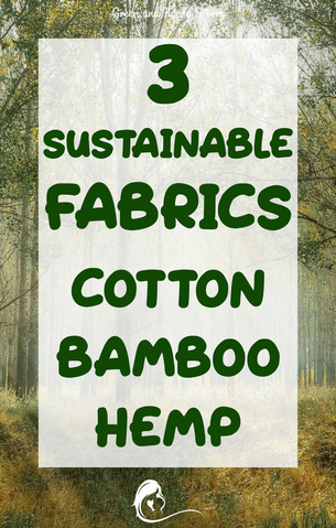 Hemp, cotton or bamboo. Which is right for you? These 3 natural fibers all have different pros and cons which you will find here so you can make the right decision which suits you best.