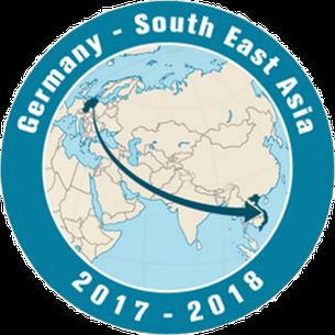 Germany-South East Asia  2017-2018, mit dem Motorrad nach Südostasien