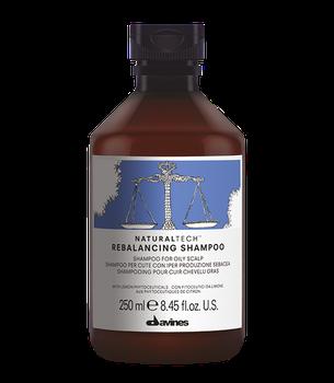 Davines Naturaltech Rebalancing Antifett Shampoo