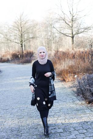Fatima Hamdaoui v. Shams Couture