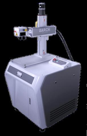Laser grabadora fibra optica