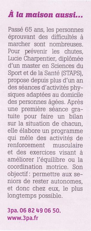 Tempo Montpellier, La Gazette des Seniors - Numéro 89- Eté 2013
