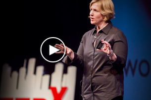 Brene Brown accepter d'etre vulnerable, de vivre plus sincerement