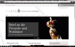 Pristerbruderschaft St. Pius X