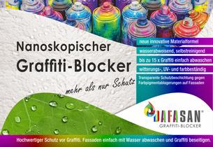 DAFASAN Graffitiblocker - Graffitischutz