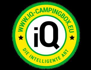 Logo von iQ-Campingbox - Die intelligente Art des Campings