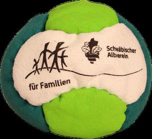 Footbag mit Logo bedrucken