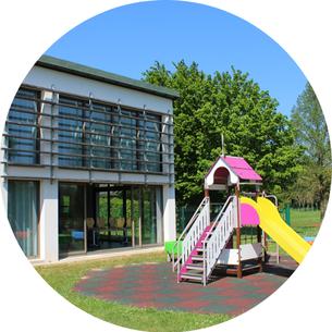 Jeux extérieur Centre de loisirs Percy-en-Normandie