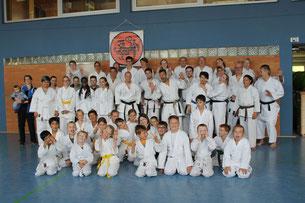 Karate SV Alfeld - Zeltlager 2017