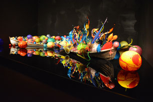 Chihuly Garden of Glass & Museum