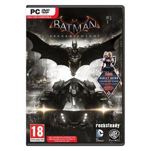 Batman Arkham Knight disponible ici.