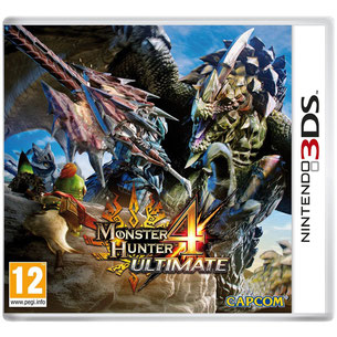 Monster Hunter 4 Ultimate disponible ici.