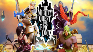 The Mighty Quest