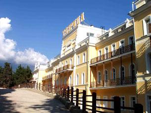 Гостиница ТАВРИДА Крым, г. Ялта, ул. Ленина