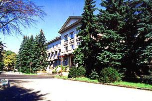 Санаторий им. СЕЧЕНОВА Крым, г. Ялта