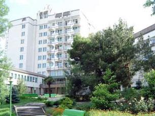 Санаторий ЧЕРНОМОРЬЕ Крым, Ялта, п. Ливадия