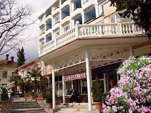 Гостиница ВРЕМЕНА ГОДА Крым, г. Ялта