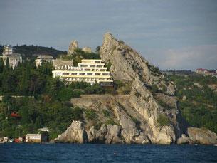 Гостиница СКАЛЬНАЯ Крым, Ялта, пгт. Гурзуф