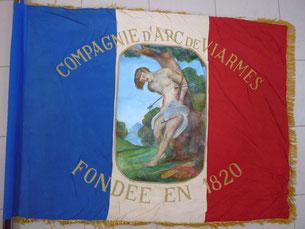 Le drapeau de la Compagnie