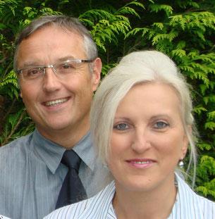 Sanja Falkenstein und Ralf Falkenstein