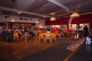 Veranstaltung im Bürgerhus. Foto: Sören Lang