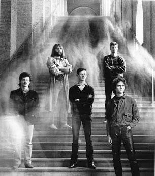 Von links: Christian Schneiderbauer, Reinhard Thussbas, Maximilian Schönherr, Freddy Lorenz, Martin Seeliger