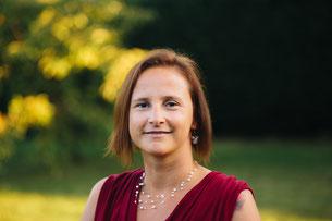 Gaelle Xhonneux, Administratrice de Simply Enjoy HR, qui offre un service RH à taille humaine à ses clients