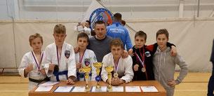 Алексей Рябков и победители и призеры
