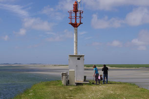 petit phare de Saint Valéry sur Somme