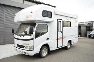 兵庫県西宮市レンタルキャンピングカーショップCanyon(キャニオン)リバーティークラシック2WD