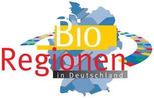 Logo des Arbeitskreises der Bioregionen in Deutschland