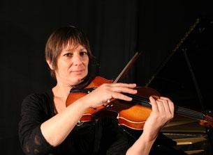 Corinne BASSEUX Violoniste
