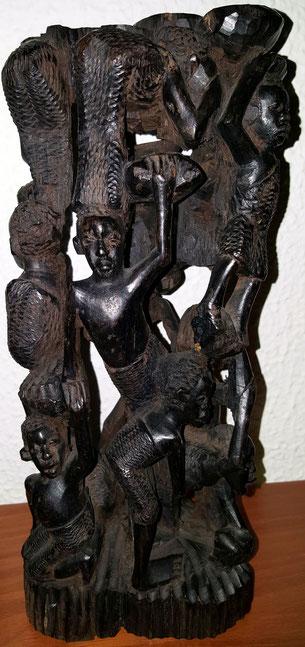 Albero della vita - Arte Makonde