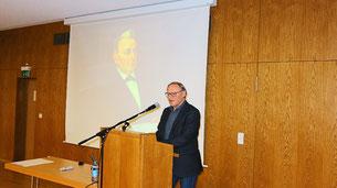 Vortrag Dr. Bumiller, Foto: Schwarzwälder Bote