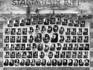 Stadtmusik Biel