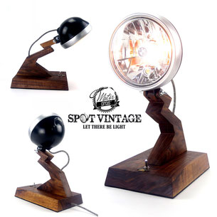 Lampe: Dengler Light by SpotVintage RnineT