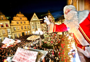Weihnachtsmarkt Bielefeld/Alter Markt