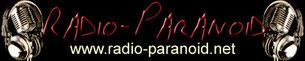 Logo: Internetradio Paranoid