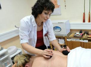 Kräuterstempelmassage Kosmetik Wellness im ERGOMAR Ergolding Kreis landshut
