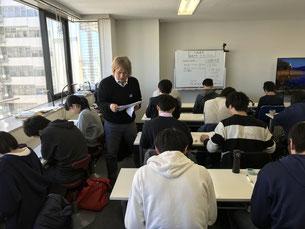 土浦個別教室Room2でのひとこま