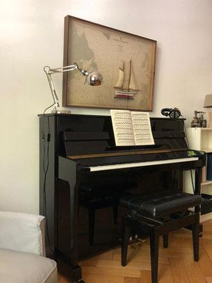 Klavier lernen in München-Neuhausen und Nymphenburg