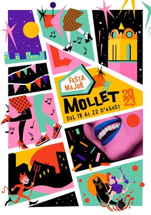Fiestas en Mollet Festa Major
