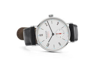 Tangente Neomatik. Photo Copyright: NOMOS Glashütte.