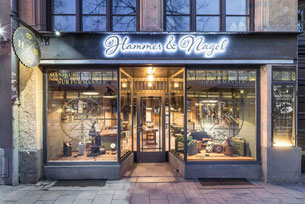 Hammer & Nagel Werkstatt. Photo: Hammer & Nagel.
