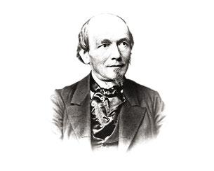 Ferdinand Adolph Lange. Photo: Lange Uhren GmbH.