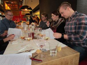 Weinseminar in Frankfurt von World of Boutique Wines