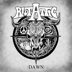 RIOT IN THE ATTIC - Under the Sun (2017)