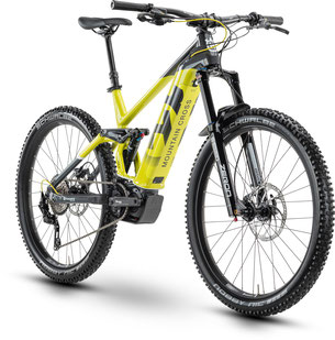 Husqvarna Mountain Cross e-Mountainbike 2019